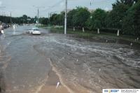 Потоп на проспекте Максима Горького
