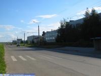 проспект Тракторостроителей у Восточной проходной