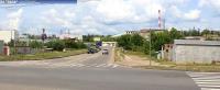 Перекресток улицы Л.Комсомола и Дорожного проезда