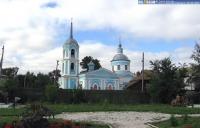 Крестовоздвиженская (Полевая) церковь