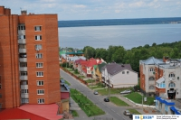 Вид на улицу Сверчкова