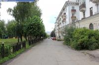 Проезд вдоль сквера Текстильщиков