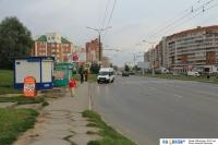 """Остановка """"Улица Ахазова"""""""