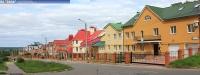 Таунхаусы на улице Сверчкова