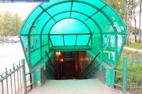Подземный переход в Кугесях