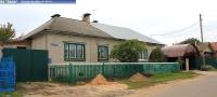 Дом 44 на улице Строительной
