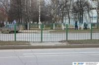Дыра в заборе