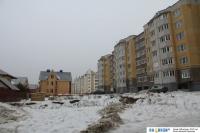 Котлован на улице Кочетова
