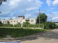 здание на Марпосадском шоссе