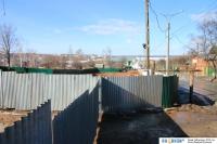 Площадка под строительство