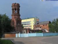 Казанская церковь с колокольней 1779 – 1893 гг.