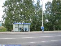 """остановка """"Текстильмаш"""" по Марпосадскому шоссе"""