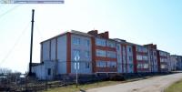 Дом 16 на улице Парковой
