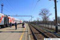 666-й километр Горьковской железной дороги Канаш
