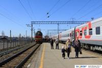 Железнодорожный вокзал Канаша