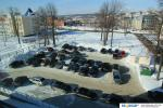 Парковка у МФЦ