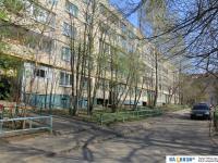 Двор дома Николаева 27к1