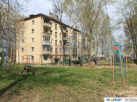 Двор дома Николаева 48
