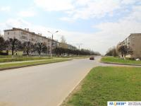 Улица Николаева на пересечении с Патриса Лумумба