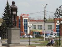 Памятник Андриану Николаеву