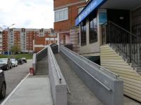 Инвалидный подъём в подъезд