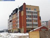 Дом 1 по улице Юрьева