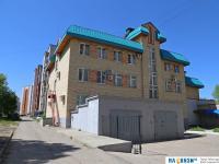 Вид на здание клиники