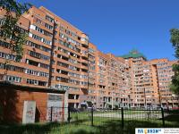 Вид со двора на Спиридона Михайлова 1
