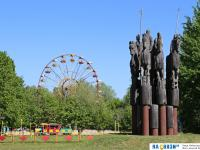 Парк 500 летия Чебоксар