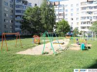 Детская площадка Лебедева 19