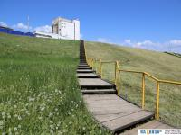 Лестница к Певческому полю