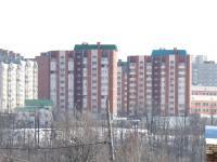Дом 64к1 (слева) и 66 (справа) по улице Лебедева
