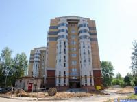 Дом 10 корп. 1 по ул. Л.Комсомола