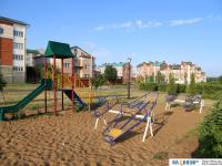 Детская площадка в сквере