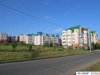Вид на дома по улице Игнатьева