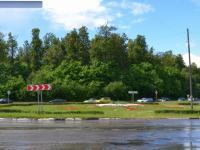 Транспортное кольцо на Вурнарском шоссе