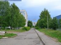 Проезд к улице Первомайской