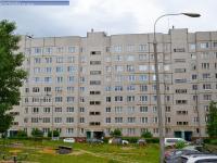 Двор дома 21 на улице В.Интернационалистов