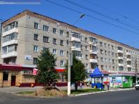 Дом 16 на улице Винокурова