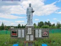 Памятник воинам-однополчанам, павшим в боях Великой отечественной войны