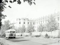 Строительство здания Сельхозакадемии