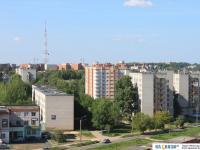 Вид на ул. Хевешская 5к1