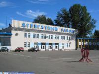 Чебоксарский агрегатный завод, проходная