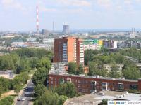 Вид на улицу Ленинского Комсомола