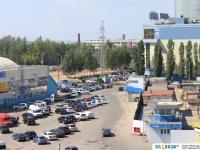 Парковка у МТВ-Центра