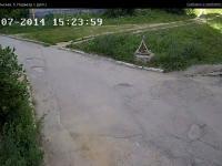Сервис городских видеокамер от Инфолинк (камера cam9071)