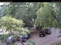 Сервис городских видеокамер от Инфолинк (камера cam9099)