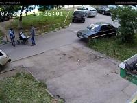 Сервис городских видеокамер от Инфолинк (камера cam9101)