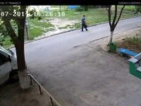 Сервис городских видеокамер от Инфолинк (камера cam9102)