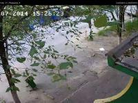 Сервис городских видеокамер от Инфолинк (камера cam9105)